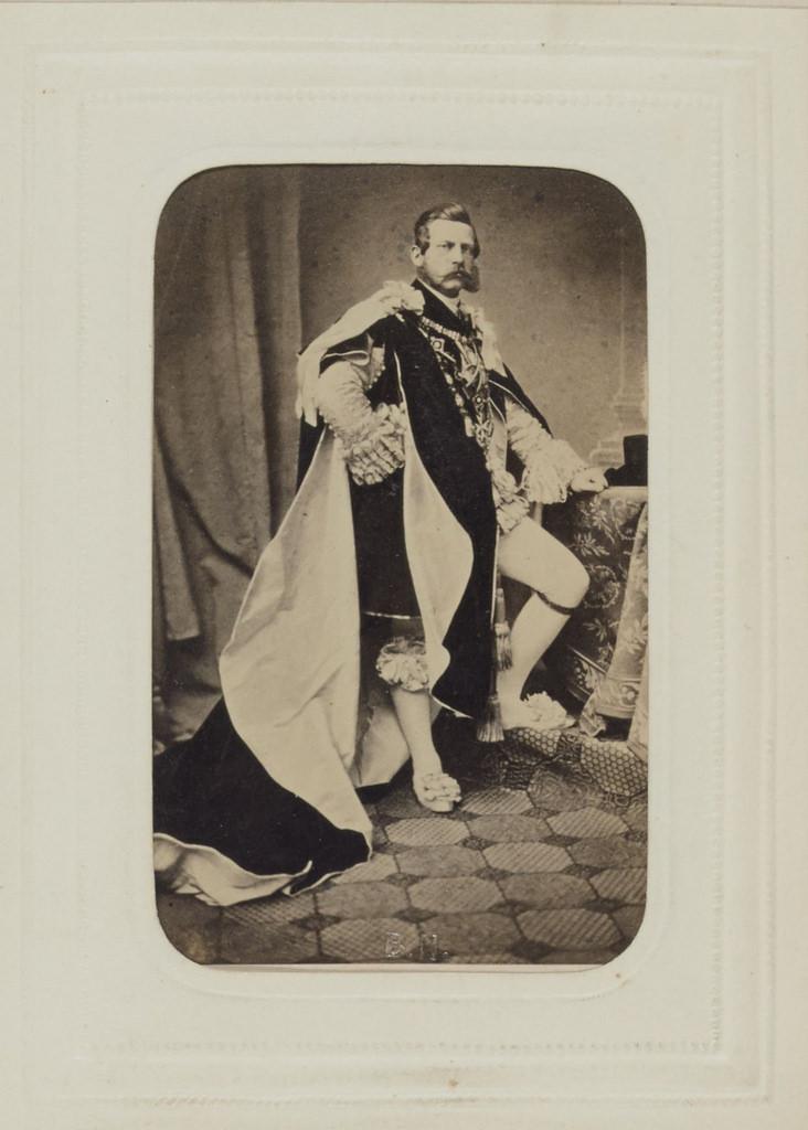 07. Фридрих Вильгельм Николаус Карл Прусский, принц Пруссии (будущий император Фридрих III)