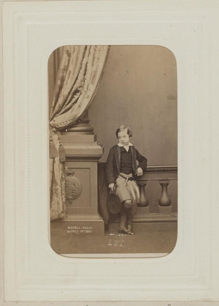 12. Леопольд, будущий герцог Олбани