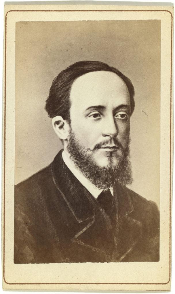 1860-е. Дмитрий Иванович Писарев (1840-1868), публицист и литературный критик, переводчик, революционер-демократ