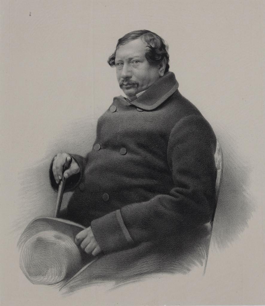 1860-е. Нестор Васильевич Кукольник (1809-1868), прозаик, поэт, переводчик и драматург