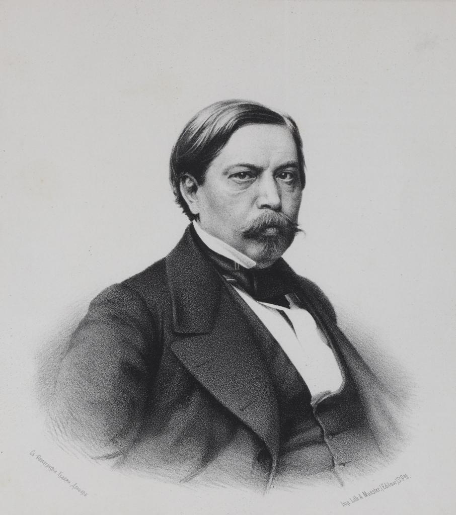 1860-е. Павел Васильевич Анненков (1813-1887), литературный критик, историк литературы и мемуарист