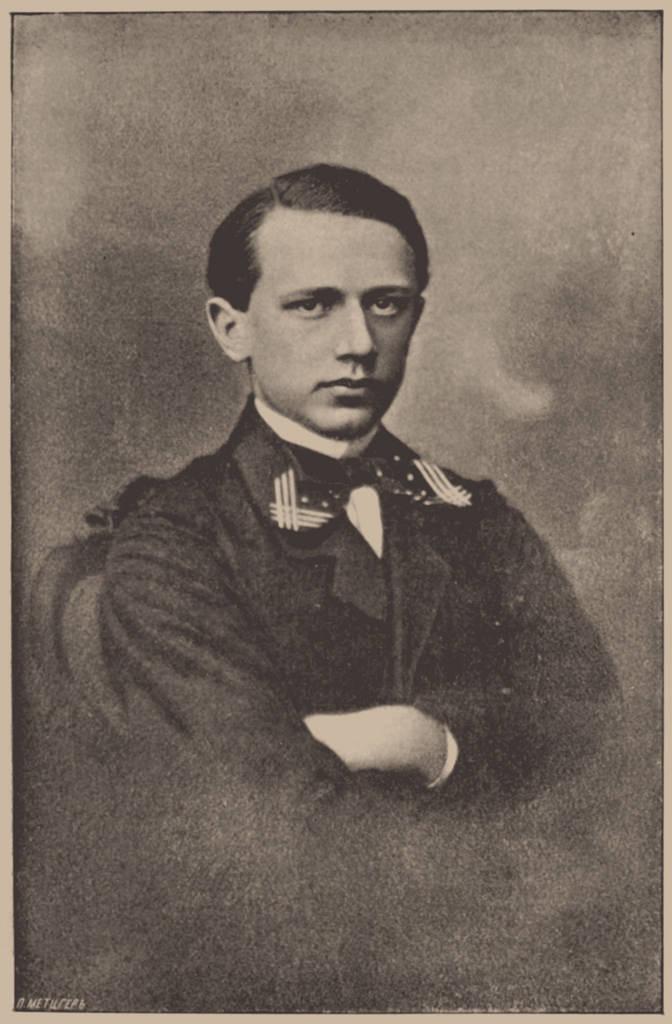 1863. Петр Ильич Чайковский  (25 апреля 1840 — 25 октября 1893), композитор, педагог, дирижёр и музыкальный критик