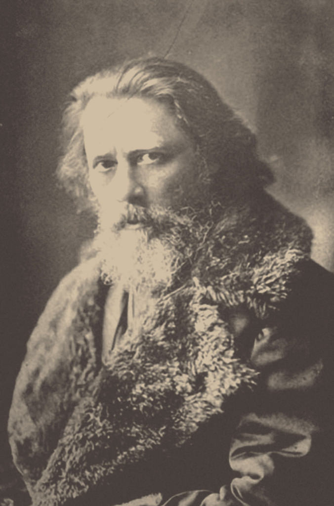 1880-е. Михаил Александрович Зичи (15 октября 1827— 28 февраля 1906), рисовальщик и живописец
