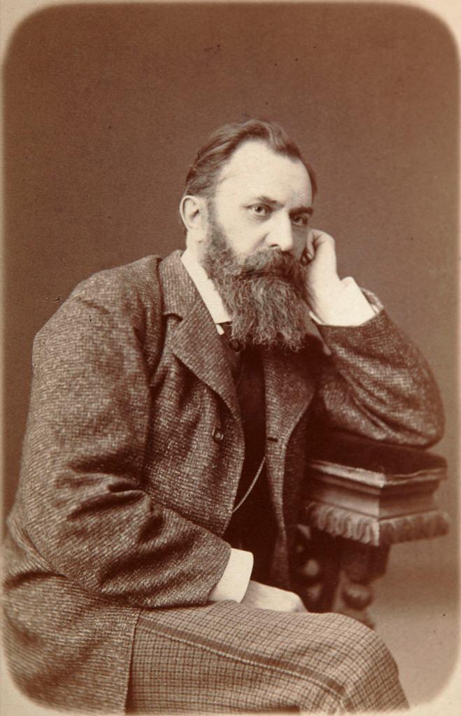 1880. Василий Григорьевич Перов ( 21 декабря 1833 — 29 мая 1882), живописец, один из членов-учредителей Товарищества передвижных художественных выставок