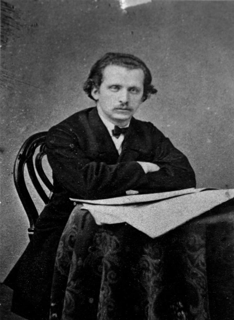 1881. Николай Григорьевич Рубинштейн (2 июня 1835 — 11 марта 1881) — пианист-виртуоз и дирижёр. Основатель Московской консерватории