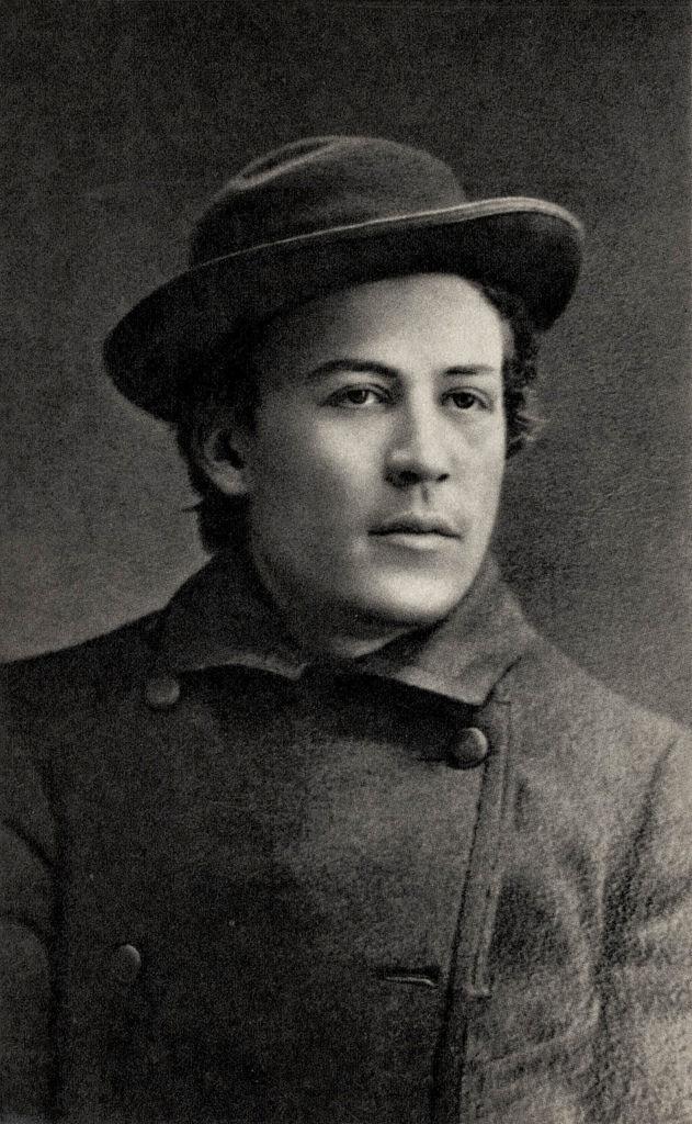 1883. Антон Павлович Чехов в Москве