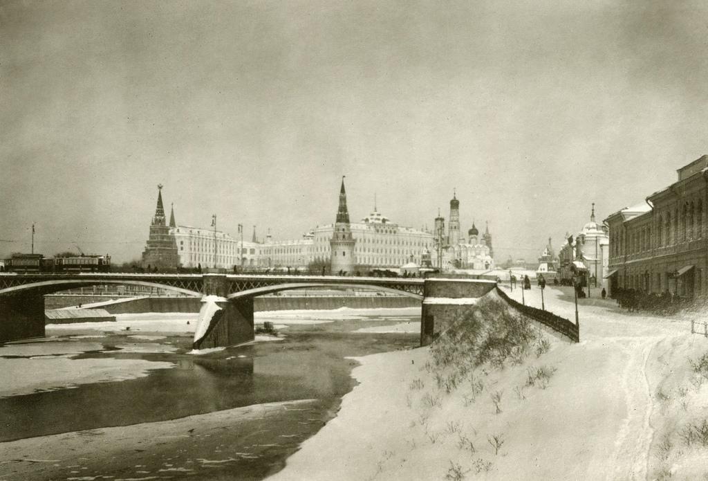 Большой Каменный мост. 1912