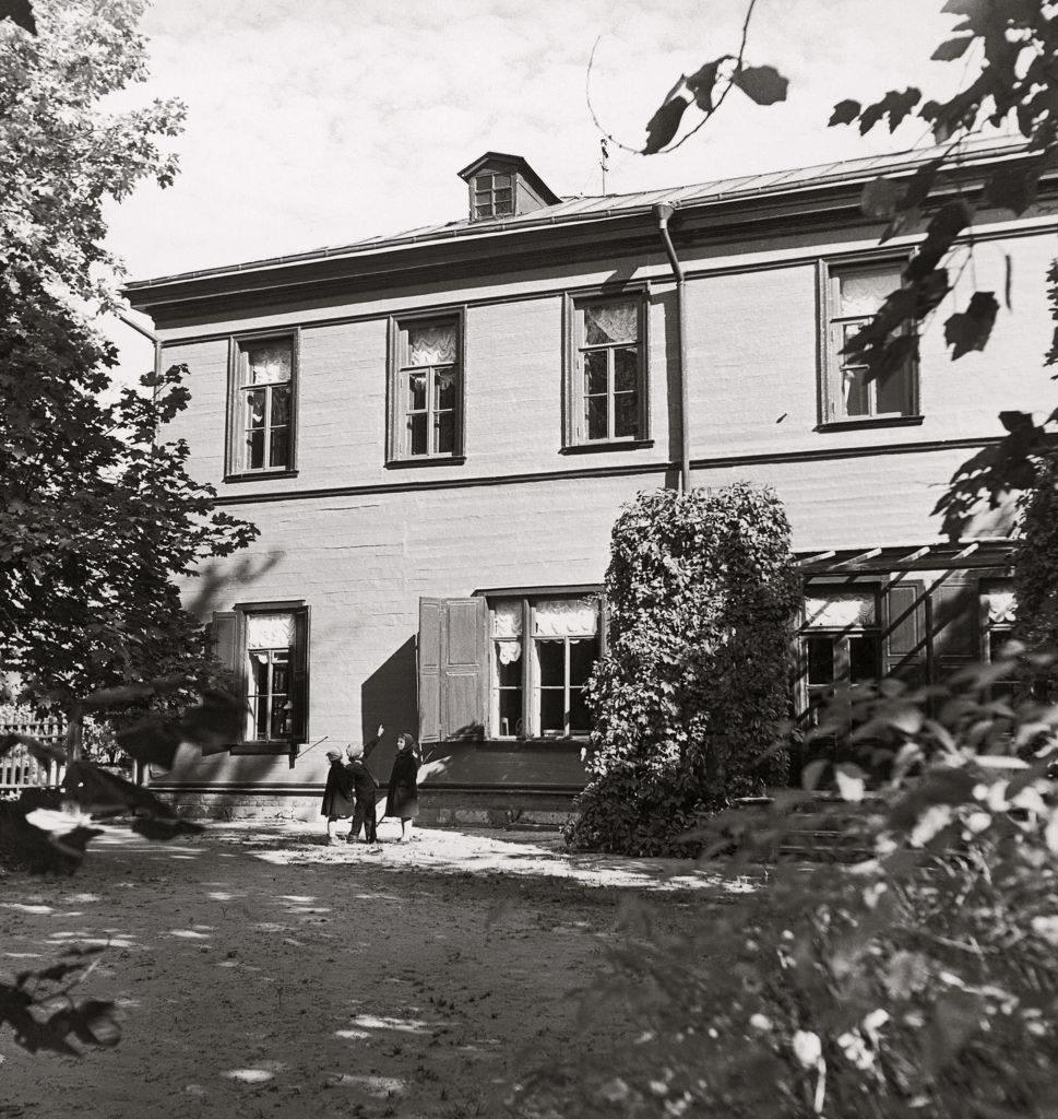 Дом Л. Н. Толстого в Хамовниках
