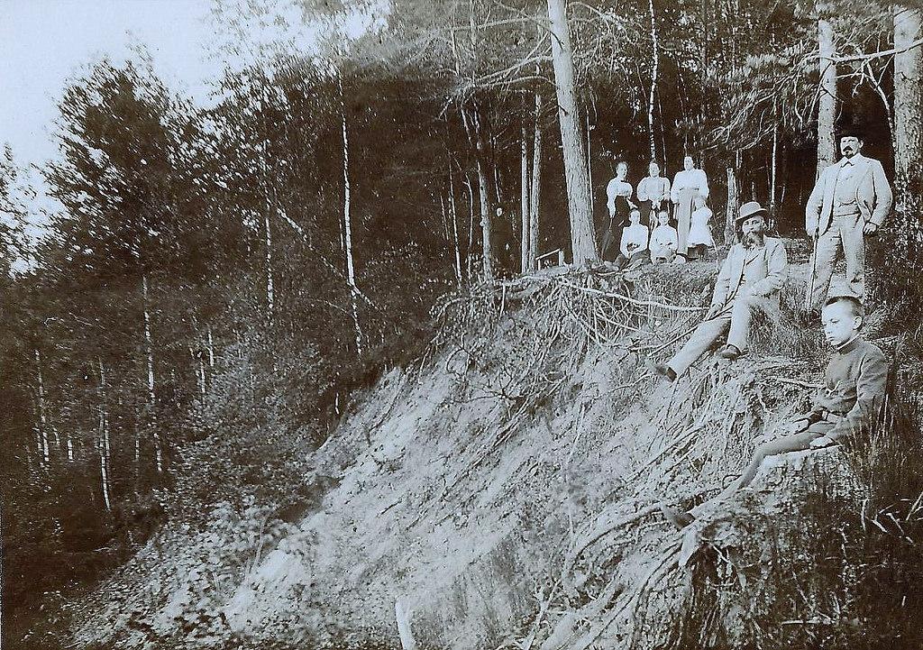 Тарасовка. На даче купца Григория Георгиевича Смирнова