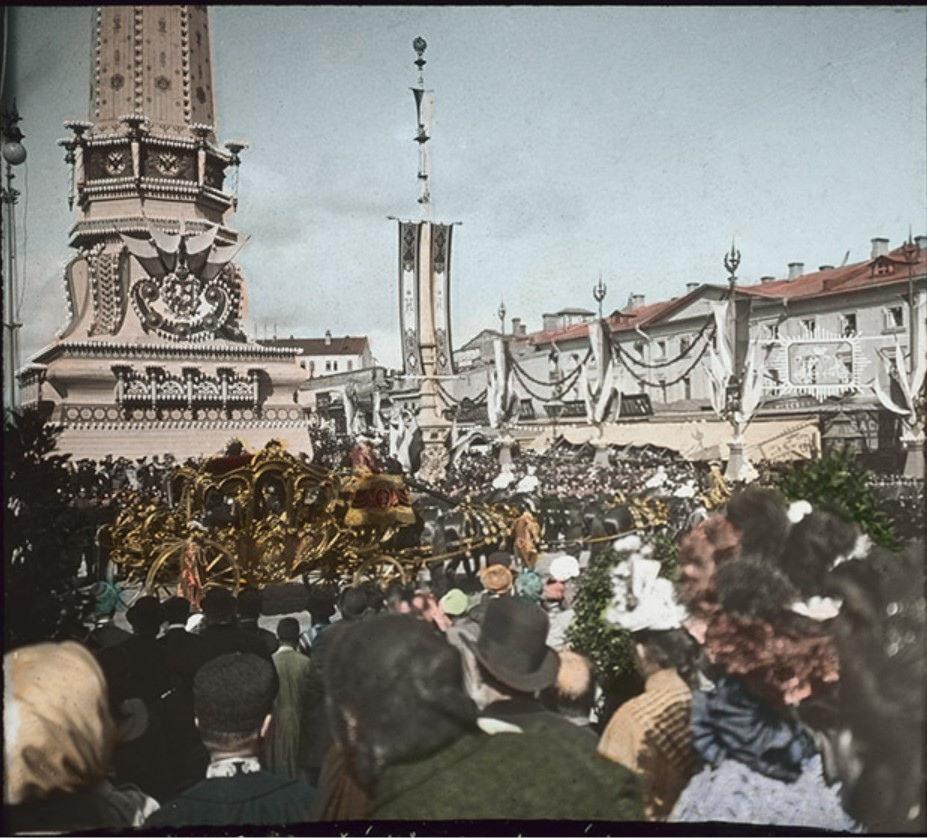 Коронационная процессия