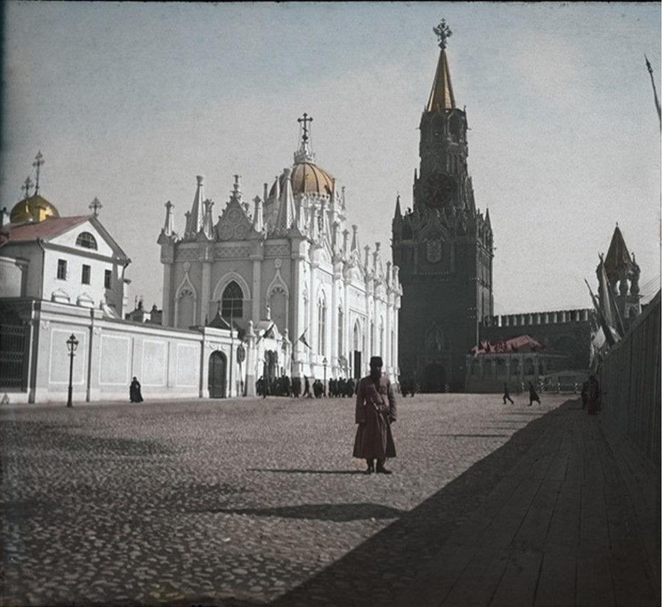 Царская площадь в Кремле