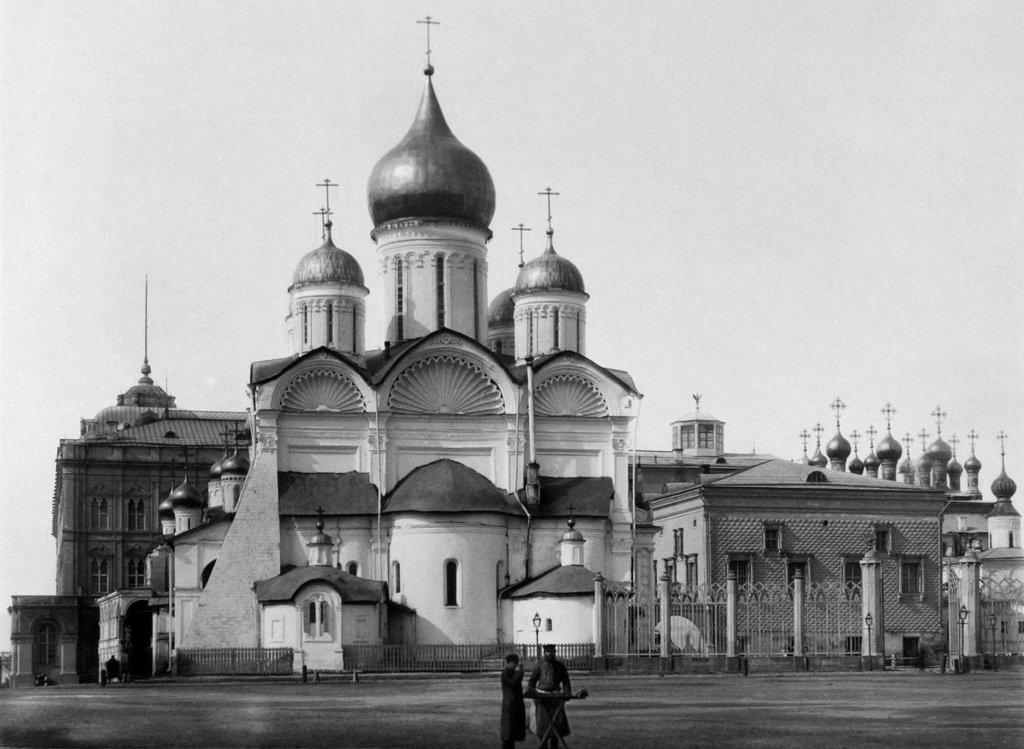 Архангельский собор. 1890