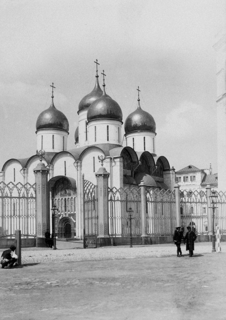 Успенский собор. 1890-е