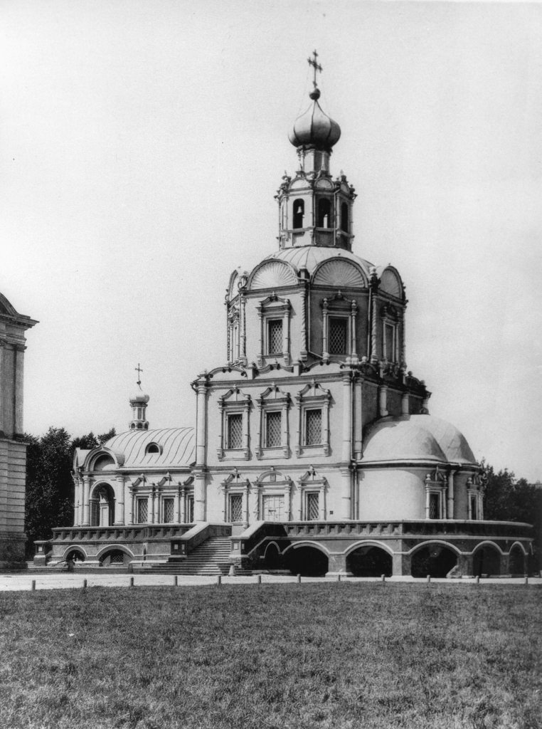 Церковь Петра и Павла в Петровско-Разумовском. 1888