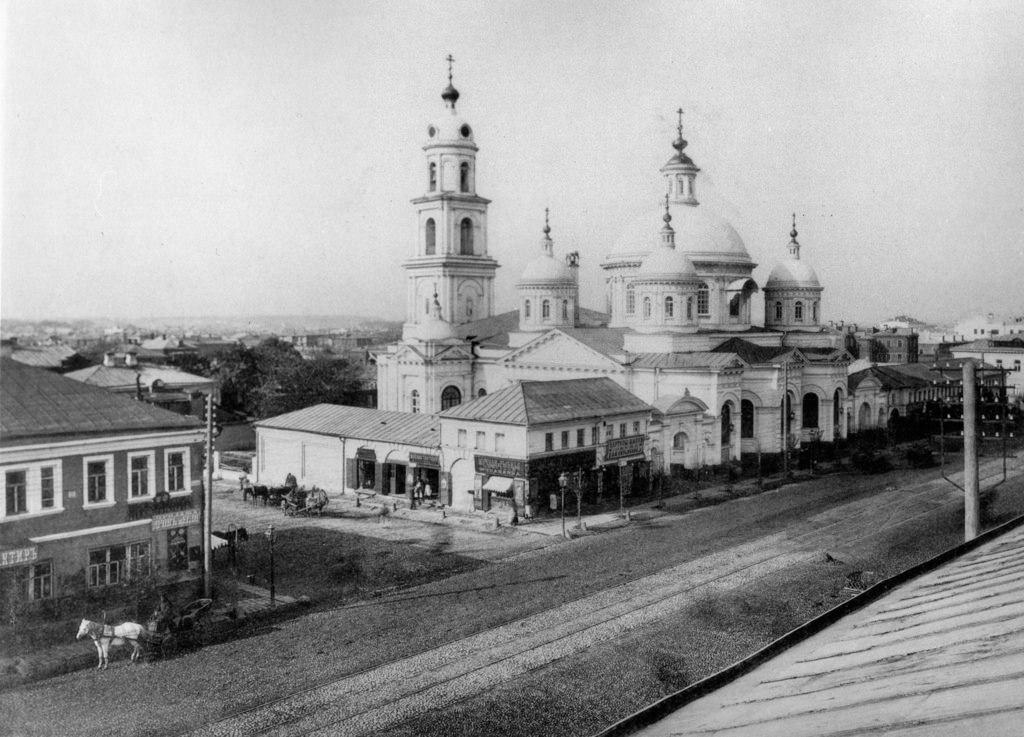 Церковь Святого Василия Кесарийского на Тверской-Ямской