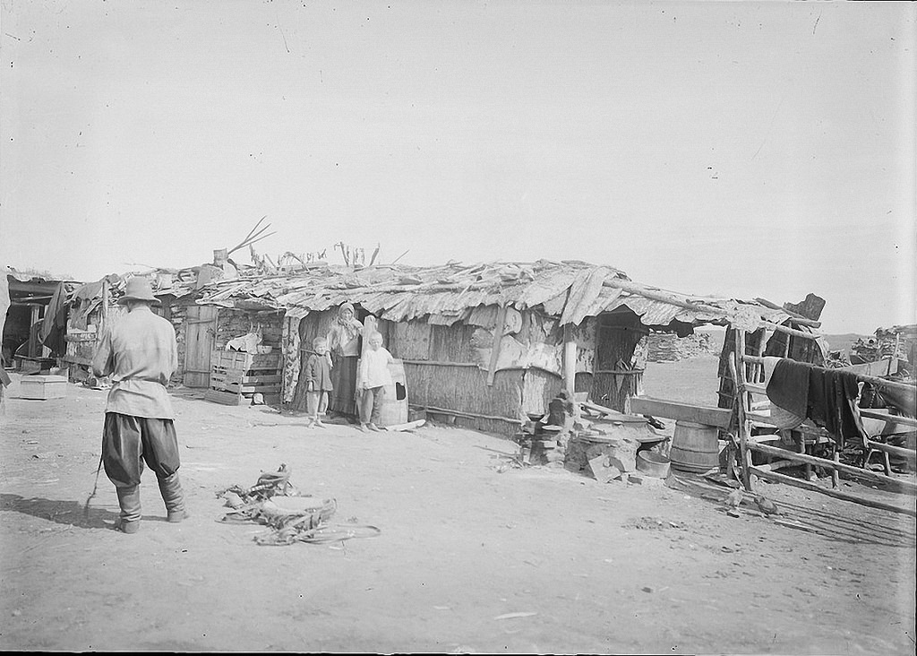 В Ширинском поселке