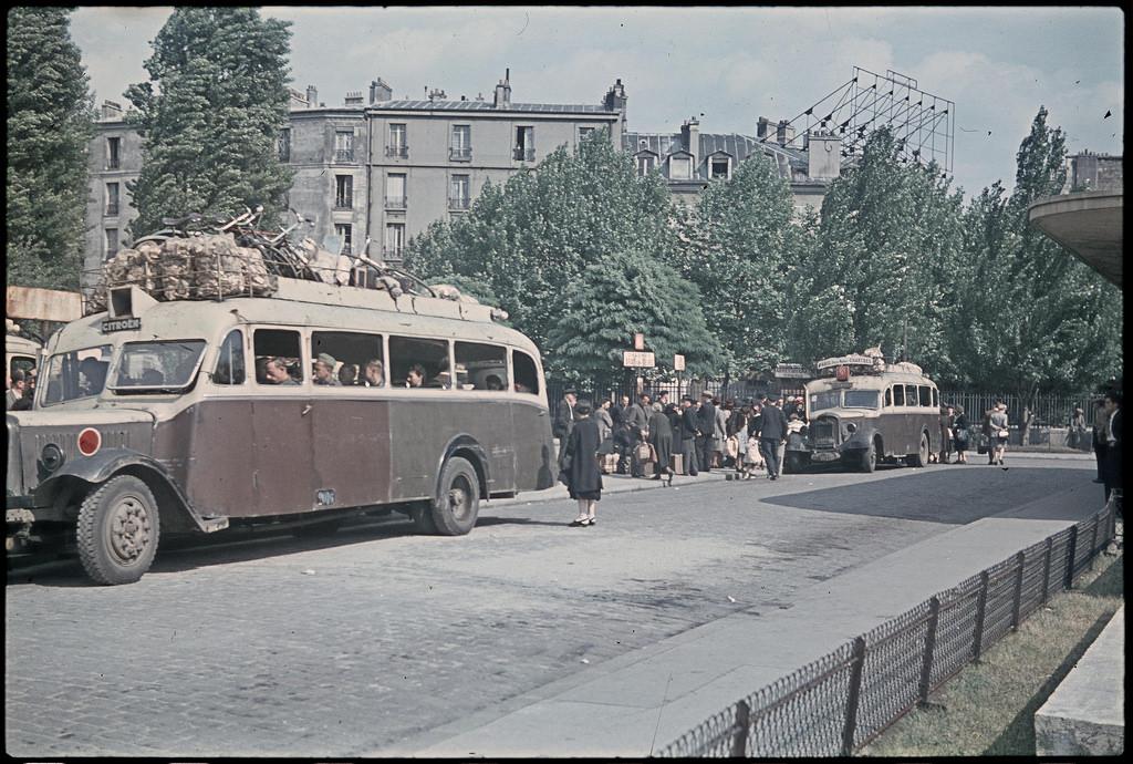 Автобусы Ситроен
