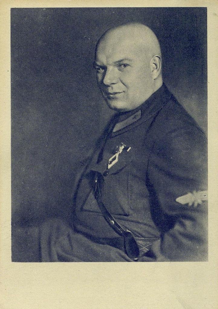 Герой Советского Союза Иван Васильевич Доронин