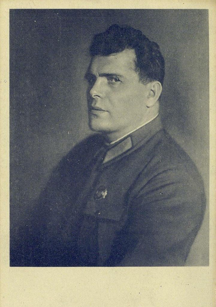Герой Советского Союза Михаил Васильевич Водопьянов