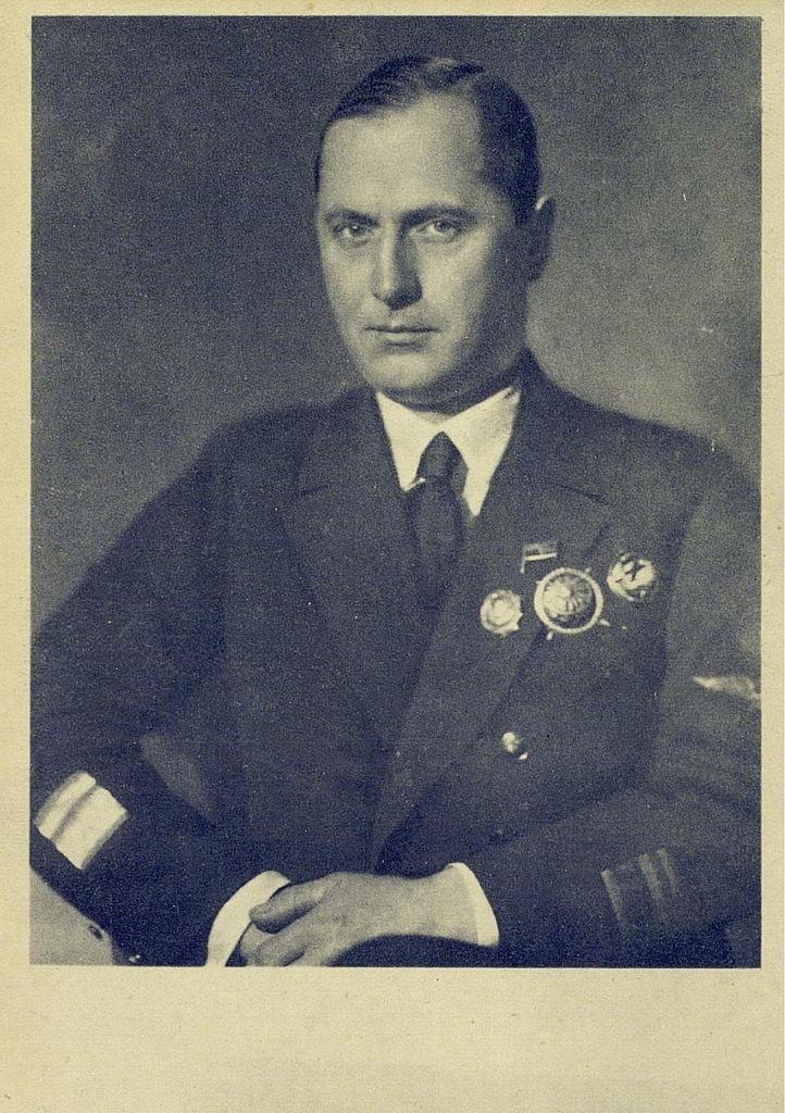 Герой Советского Союза Маврикий Трофимович Слепнёв