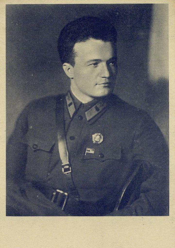 Герой Советского Союза Николай Петрович Каманин