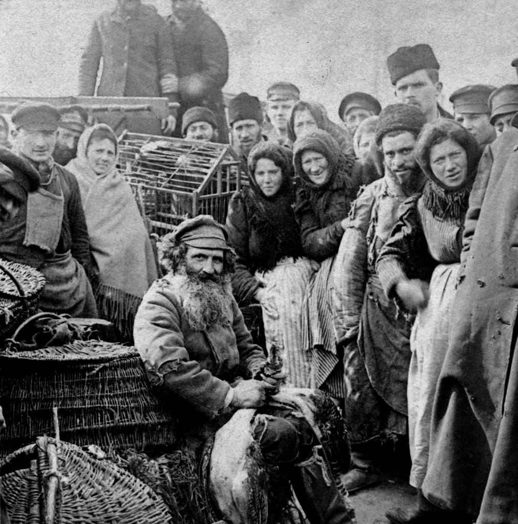 На московском рынке