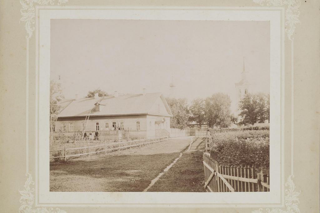 1898. Молодой Туд. Усадебный дом