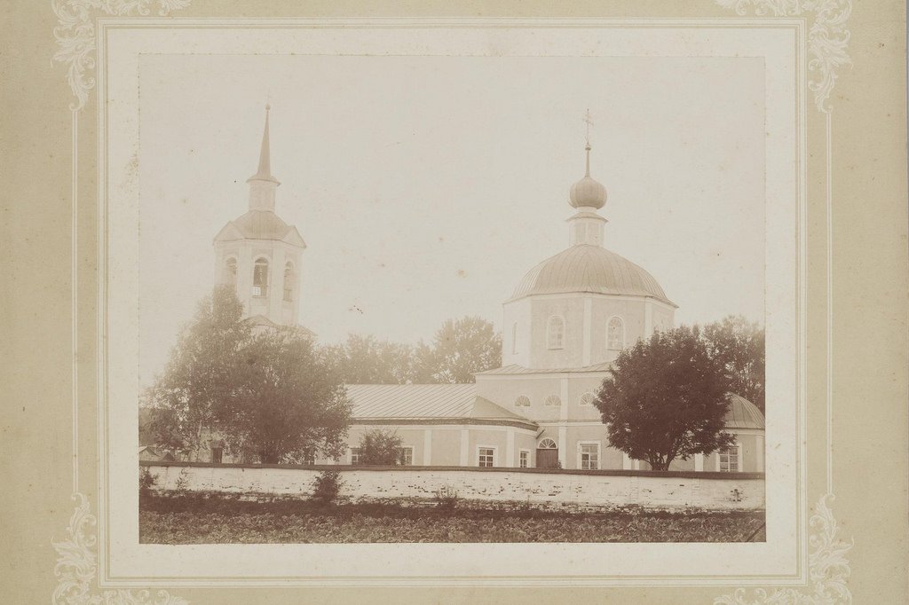1898. Молодой Туд. Церковь