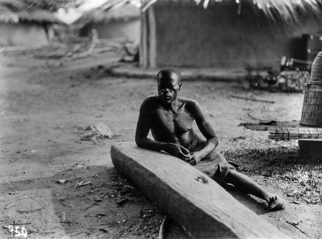 Катаба. Портрет местного жителя