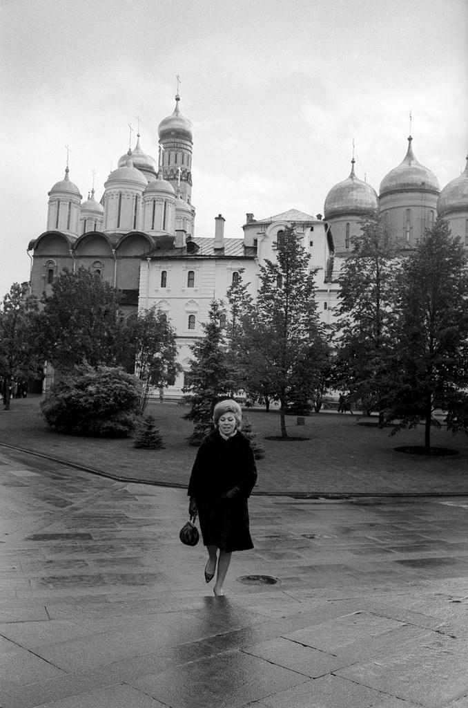 Мирелла Френи в Кремле