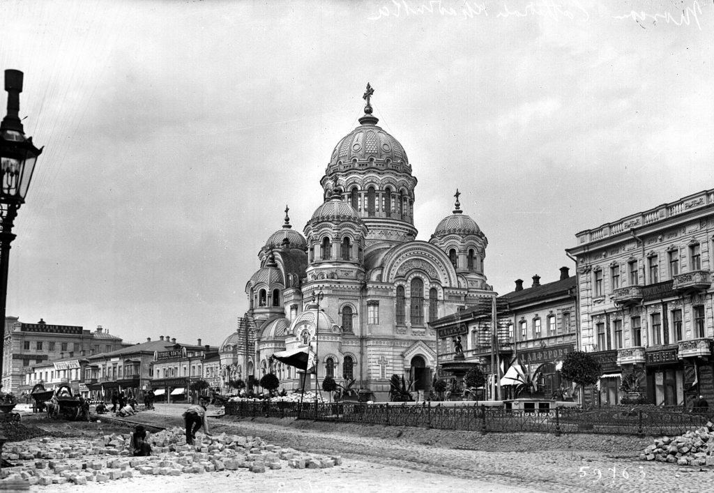 Храм в честь преподобного Сергия Радонежского на Ходынском поле