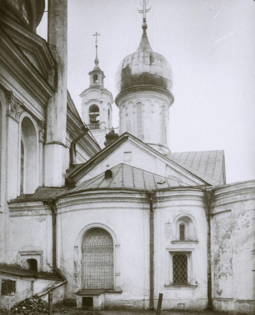 Церковь Николая Чудотворца на Мясницкой, Никольский придел. 1910