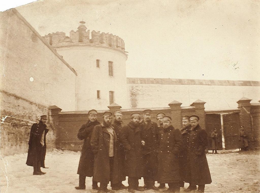Бутырская тюрьма. 1905