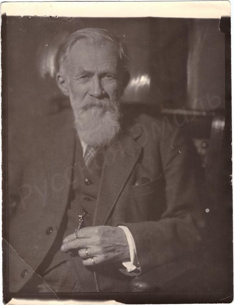 В.А. Обручев. 1930-е