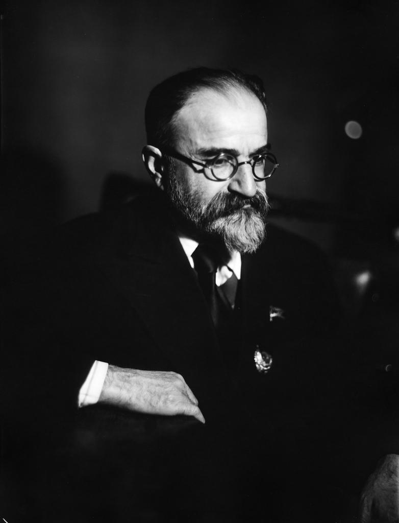 И.С. Бериташвили, академик. 1930-е