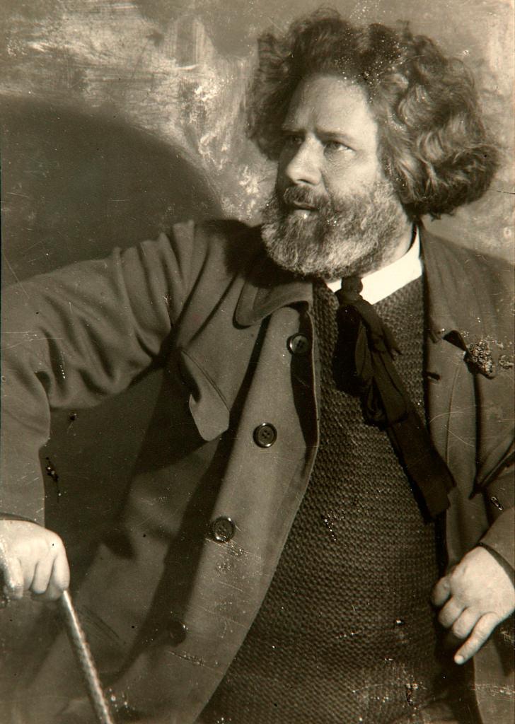 Максимилиан Волошин. 1920-е