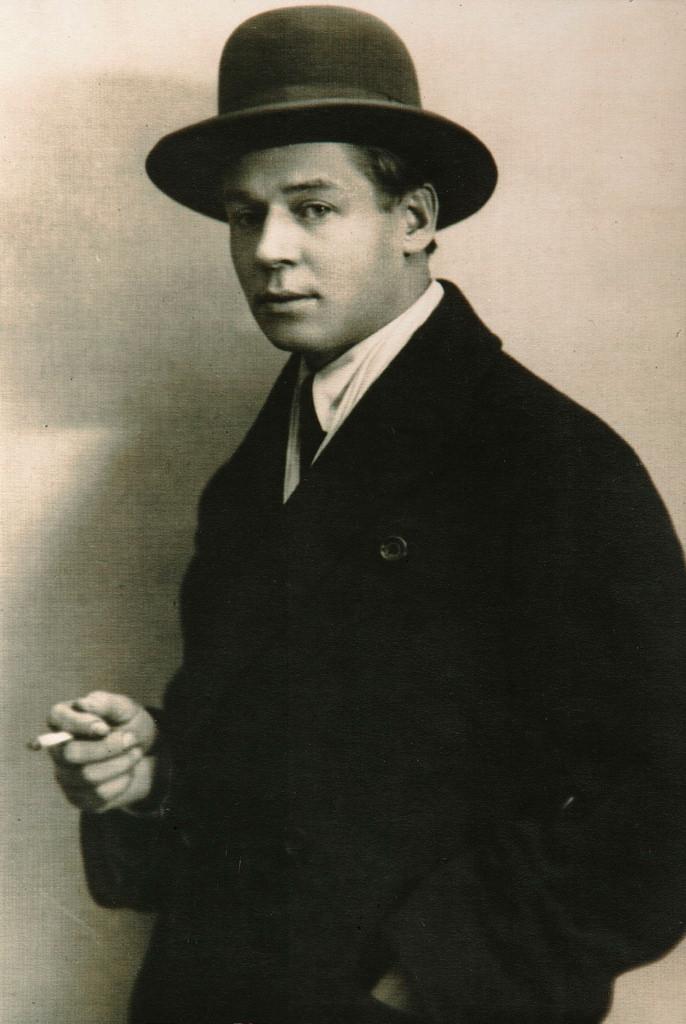 Сергей Есенин. 1910-е.