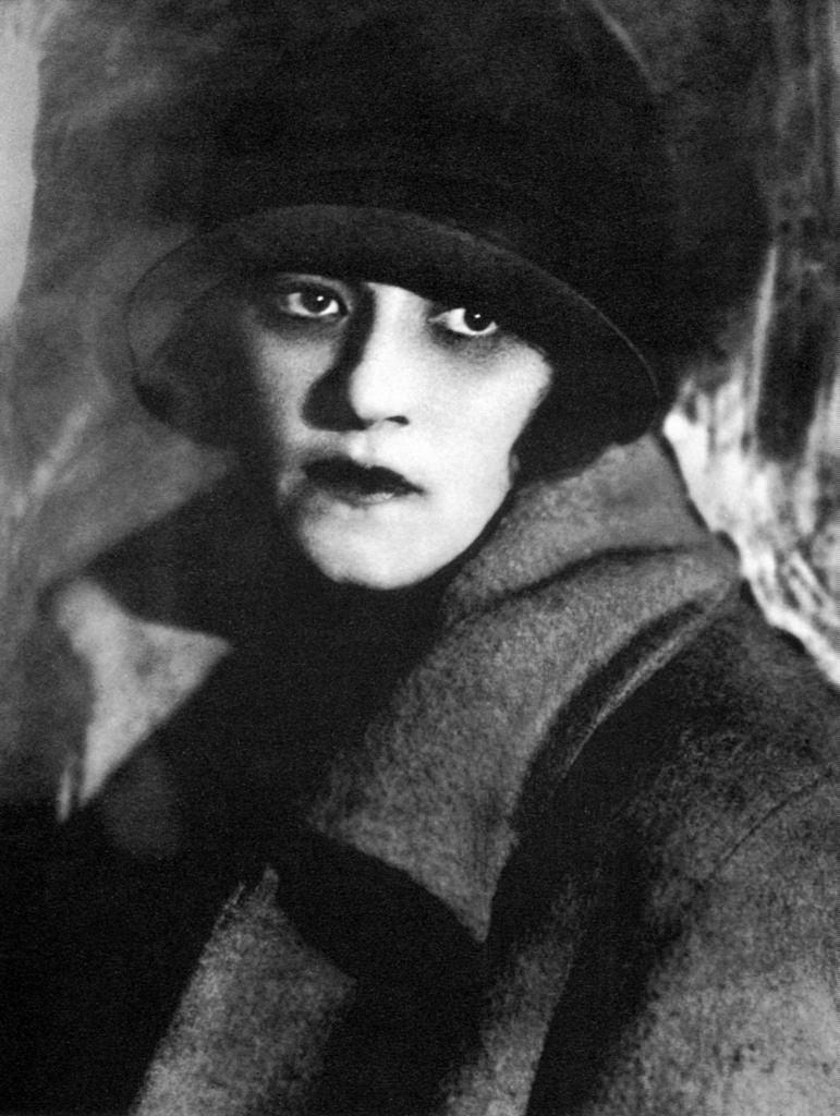 Фаина Раневская. 1928