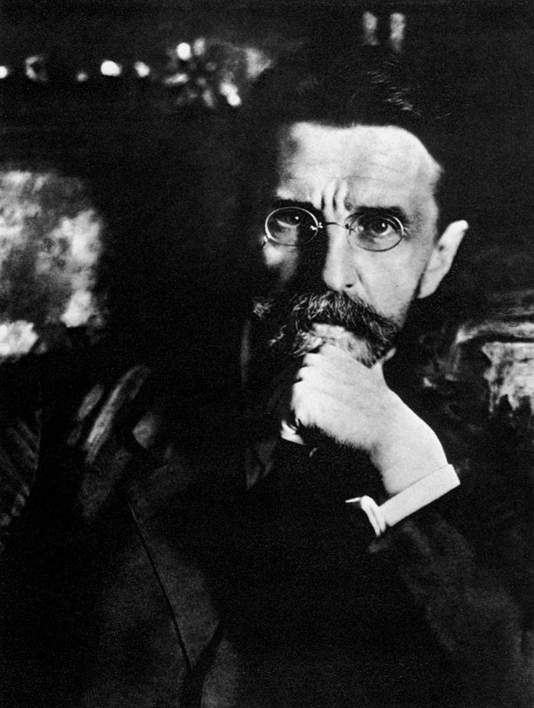 В. В. Воровский. 1925