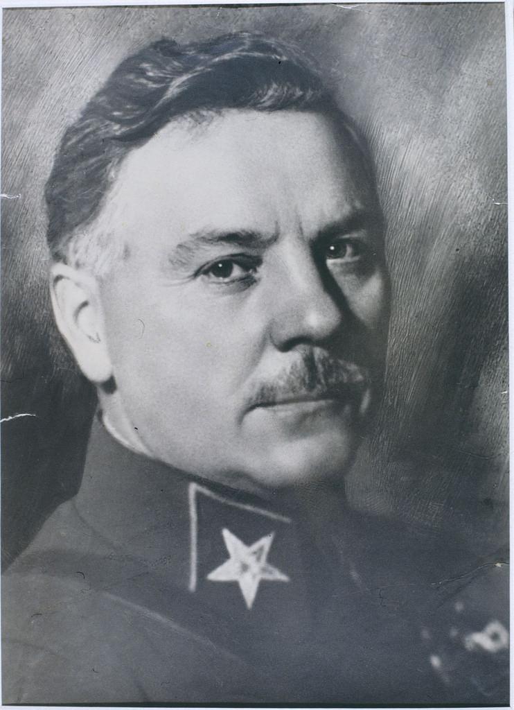 Климент Ворошилов. 1928