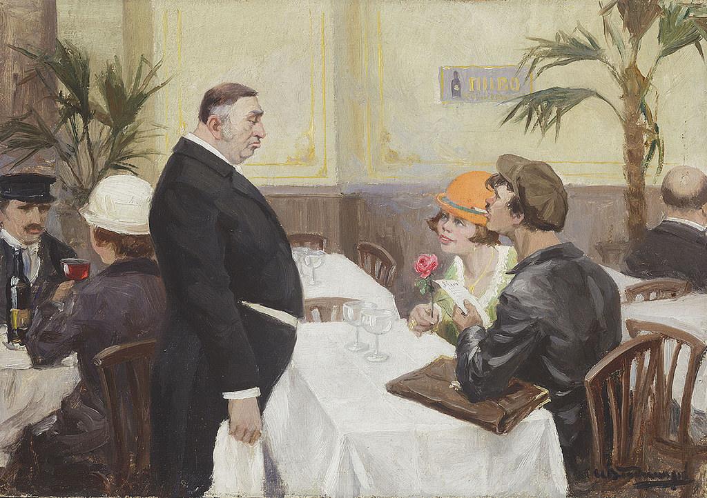 1923. Гранд-отель «Европа»
