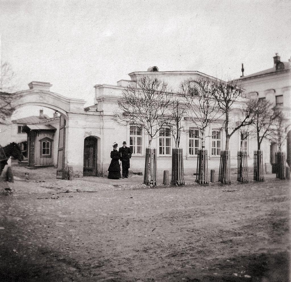 Флигель Л.Н. Урванцова. 1900-е