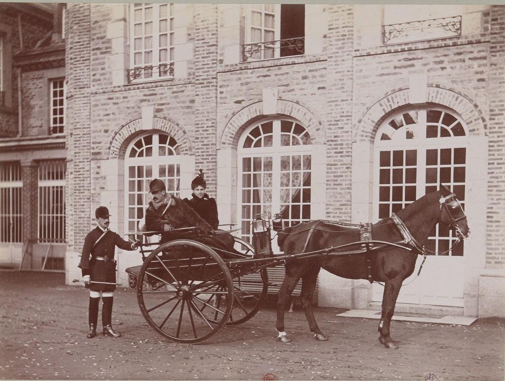 Граф и графиня Мальтер