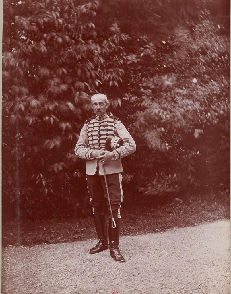 Полковник де Пиoлан