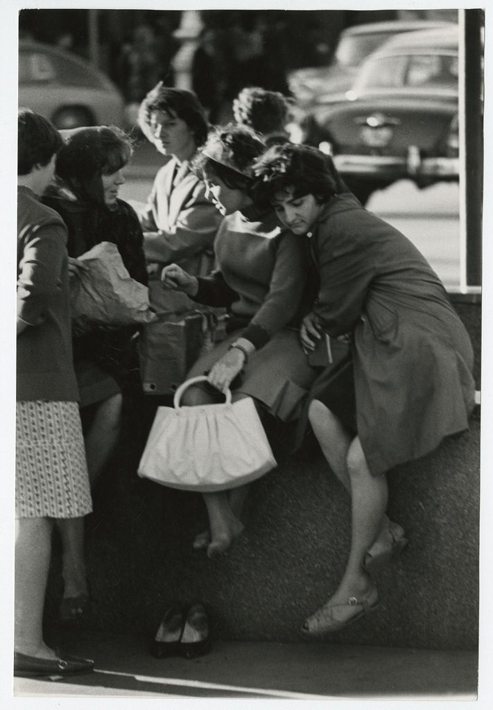 1965. «Невский проспект. Без названия».1