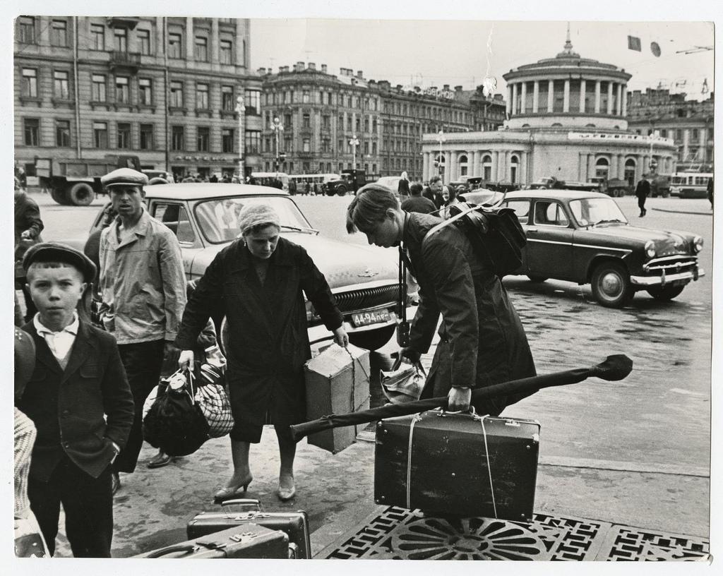 1965. «Невский проспект. Без названия»4