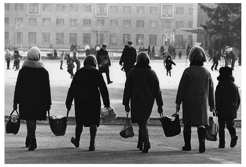1965. Без названия. Серия «Невский проспект».1