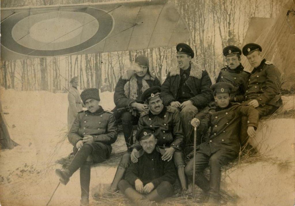 1915-1916. 3-й КАО