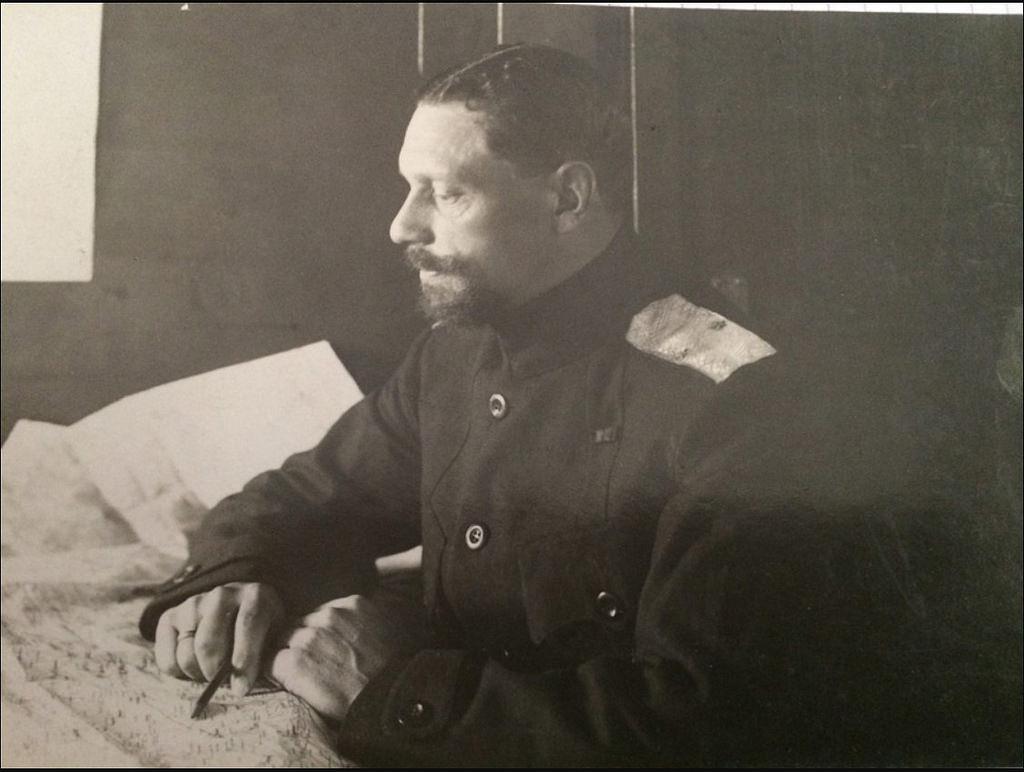 1919. Генерал Каппель накануне весеннего наступления