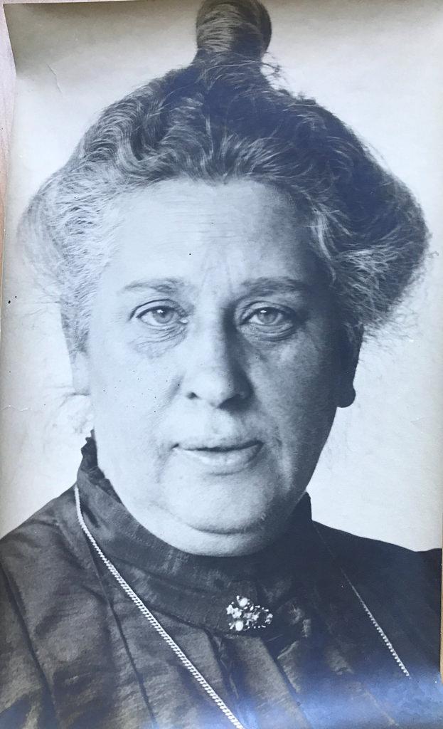 1920-е. Княгиня Урусова (урожденная княжна Васильчикова) Ольга Петровна